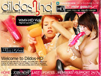 Dildos-HD.com videos