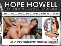 HopeHowell.com videos