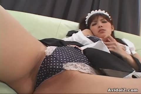 Horny satomi shows everyone how she loves to fuck her rubber 5