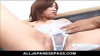 image Hatsumi kudo speared in both holes for a raunchy dp